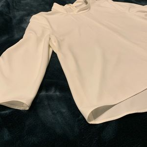 Halogen White Blouse - Worn only once!